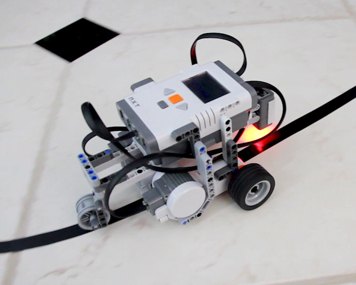 Arduino Code For Cnc Machine moreover Line Following Robot Using Arduino Ardumoto Infrared Led And Ldr also Linefollowcust additionally Ir Sensor Module X as well Wifi Controlled Mobile Robot Circuit Diagram. on arduino line following robot code